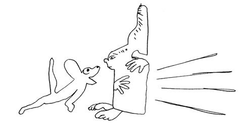 Mercredi : barking